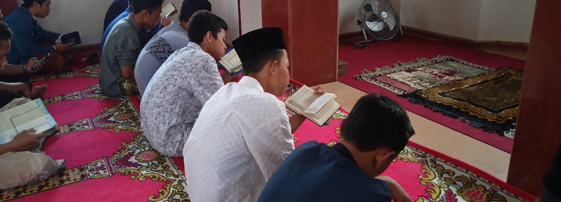 Pondok Tahfidzul Quran Yatim Dhuafa